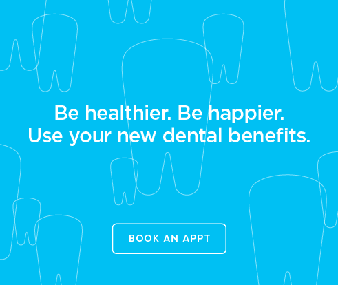 Be Heathier, Be Happier. Use your new dental benefits. - Flamingo Smiles Dentistry